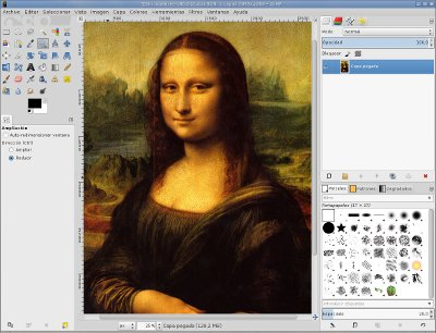 Gimp, la alternativa a Photoshop